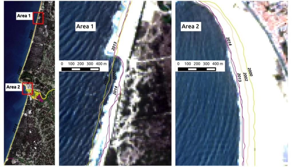 shoreline-extraction